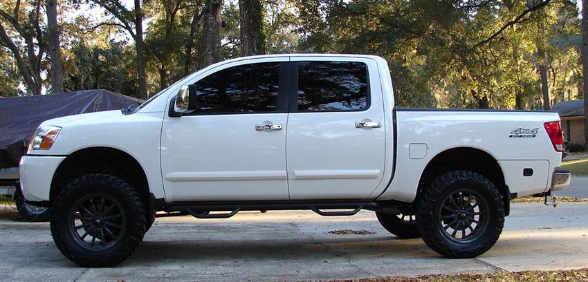 D Pics After Procomp Lift Trail Grapplers Titan Lift After New Tires