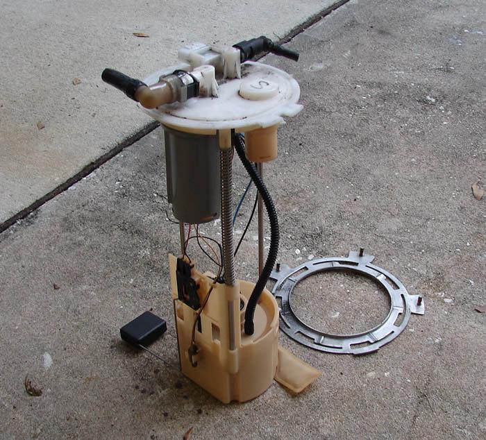 Fs  Fuel Sending Unit    Fuel Pump Assembly