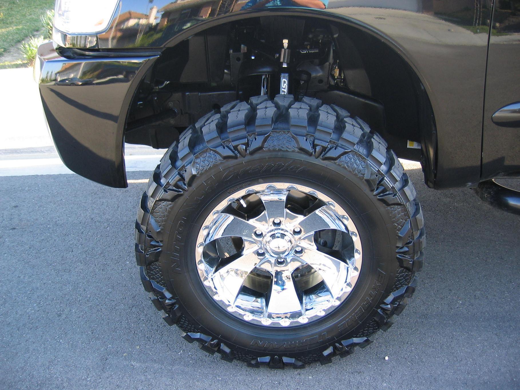 Nitto Mud Grappler Performance - Nissan Titan Forum
