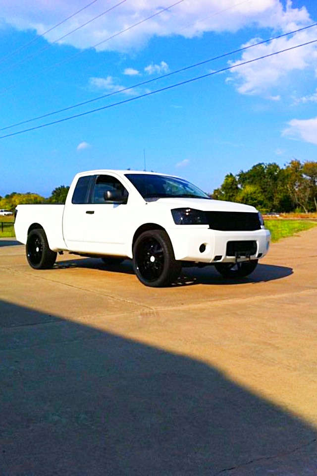 Old Truck For Sale >> custom 2008 nissan titan for sale - Nissan Titan Forum