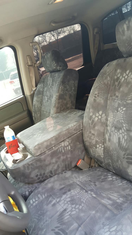 Ruff Tuff Kryptek Typhon Seat Covers Titan2