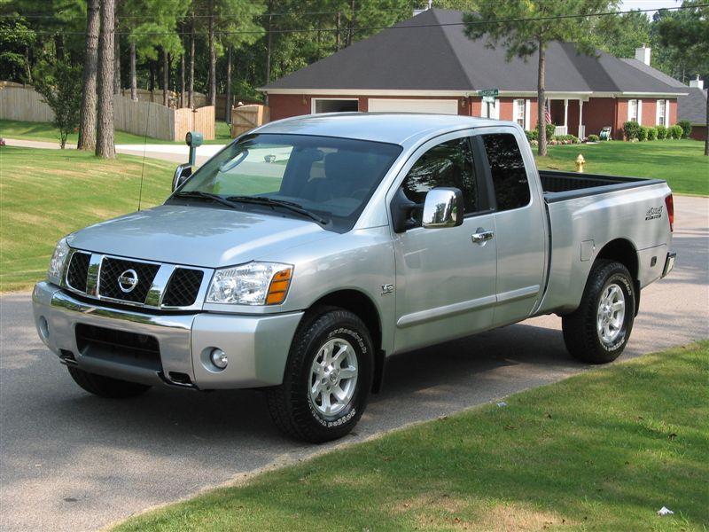 for sale 2004 titan king cab se 4x4 4200 miles like new nissan titan forum. Black Bedroom Furniture Sets. Home Design Ideas