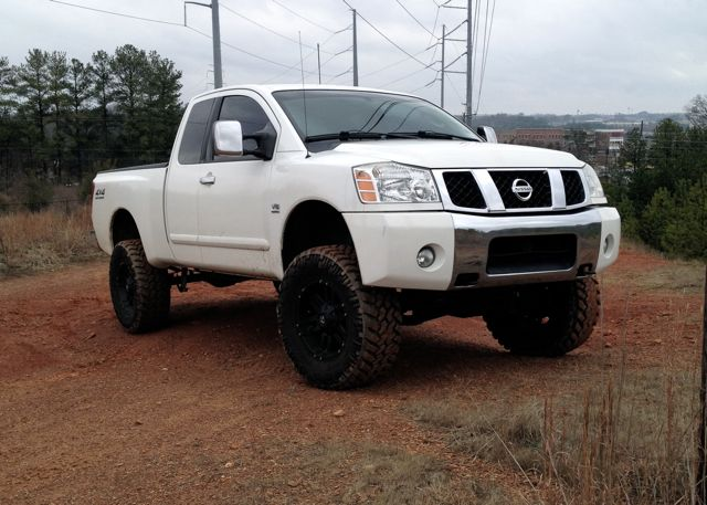 Lifted Nissan Titan >> 4x4 on dry pavement,Not! - Page 5 - Nissan Titan Forum