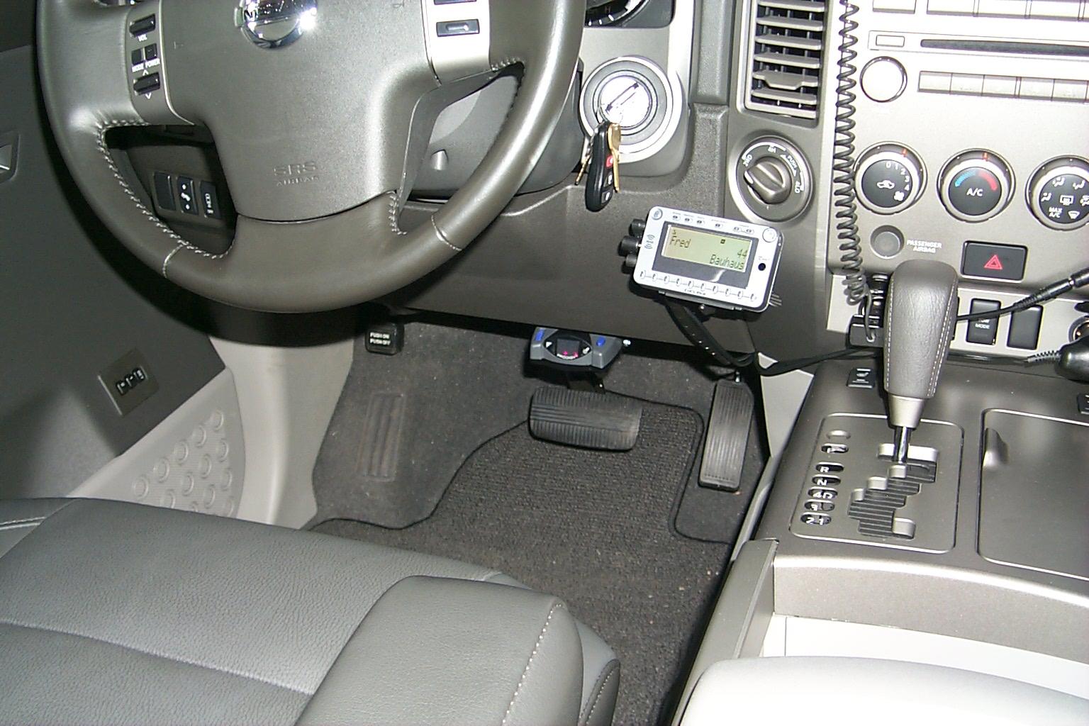 Nissan An Brake Controller Install