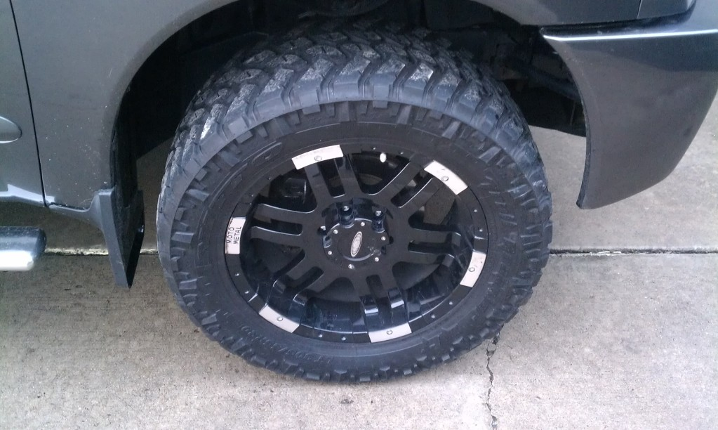 Sway Bar End Links >> 305/55R20 Nitto Trail Grapplers for sale! - Nissan Titan Forum