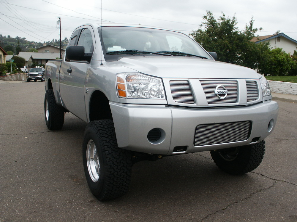 Y Do People Lift The Crew Cab Page 3 Nissan Titan Forum