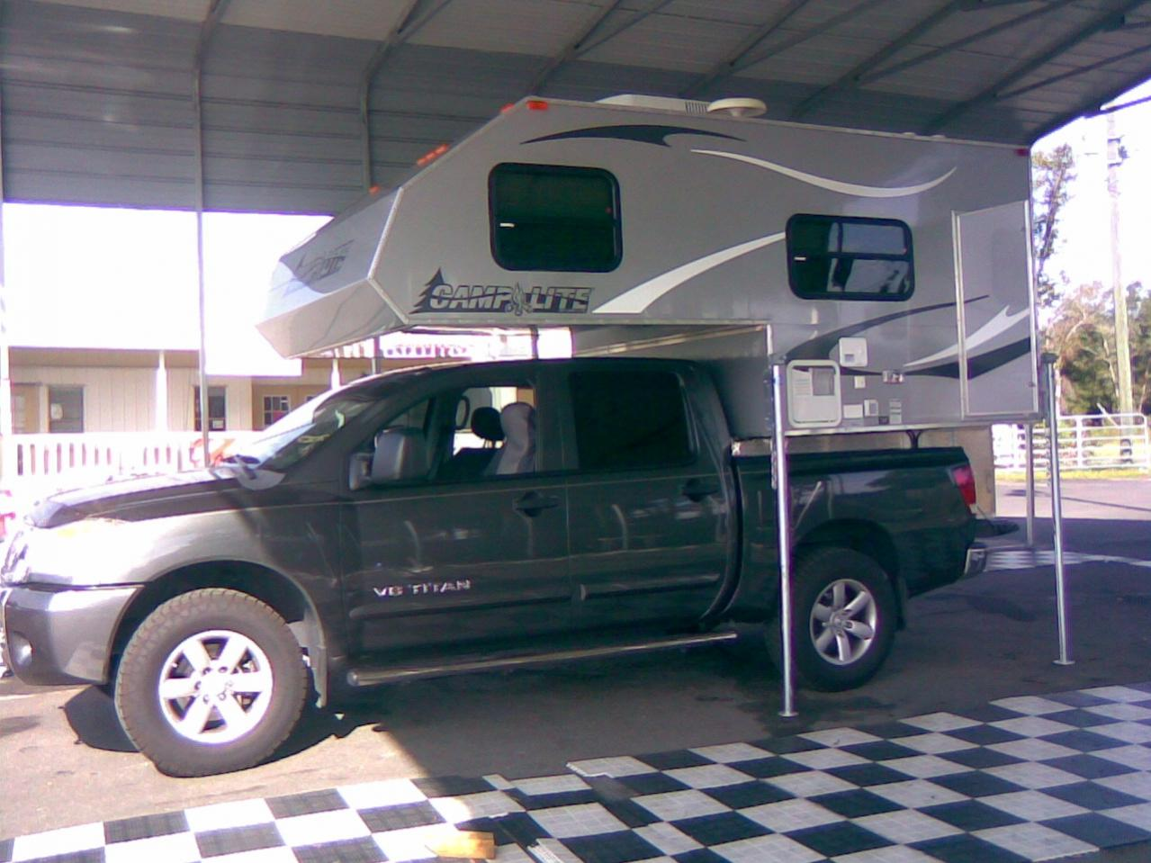 Airbags For Truck >> truck camper??? - Nissan Titan Forum