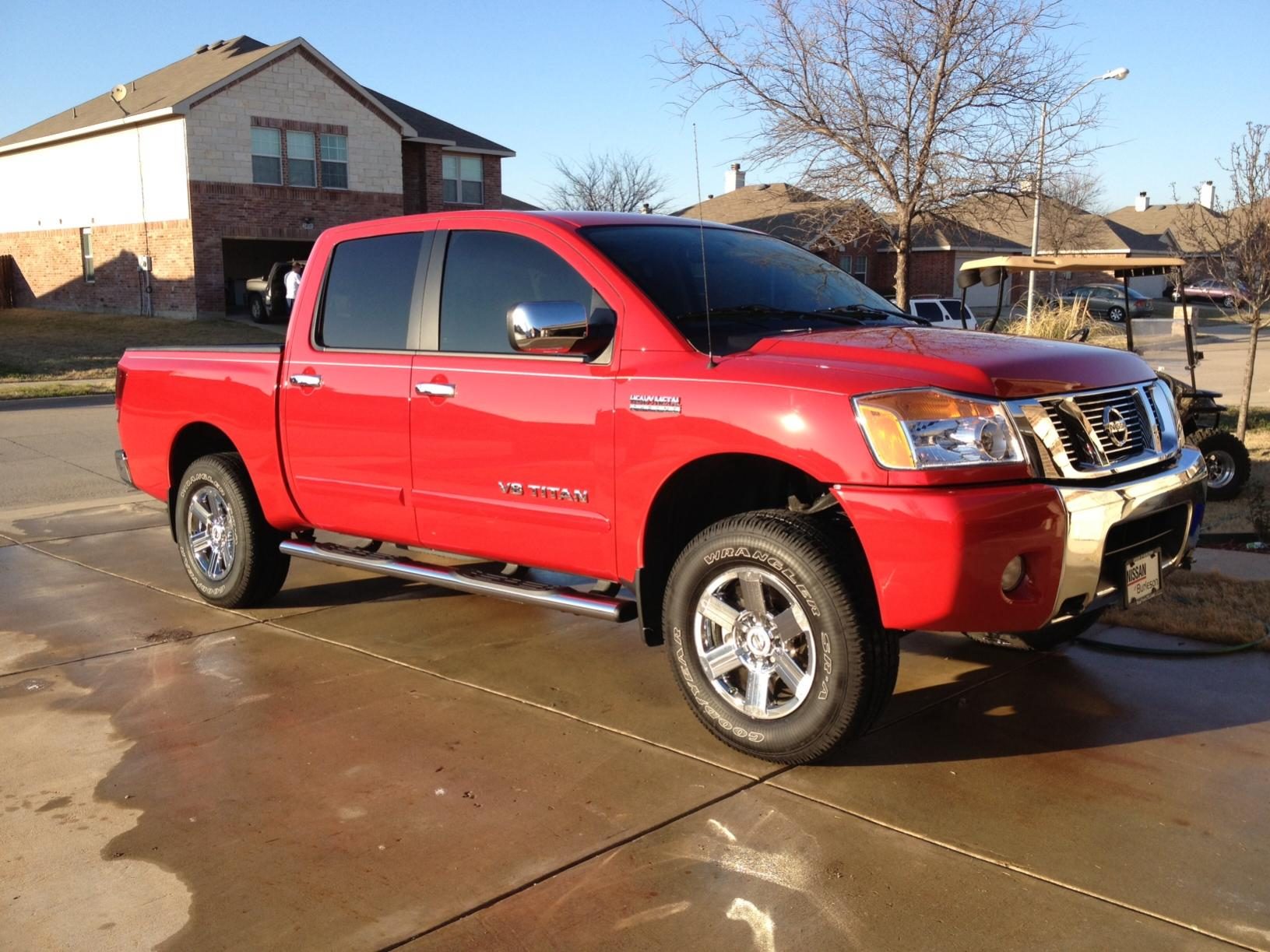 Nissan Of Burleson >> Red Titans - Let's See 'Em - Page 14 - Nissan Titan Forum