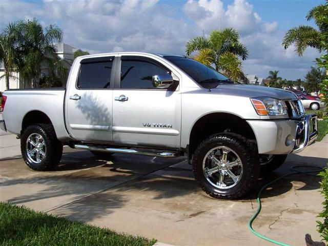 Nissan Titan Lifted Related Images Start 50