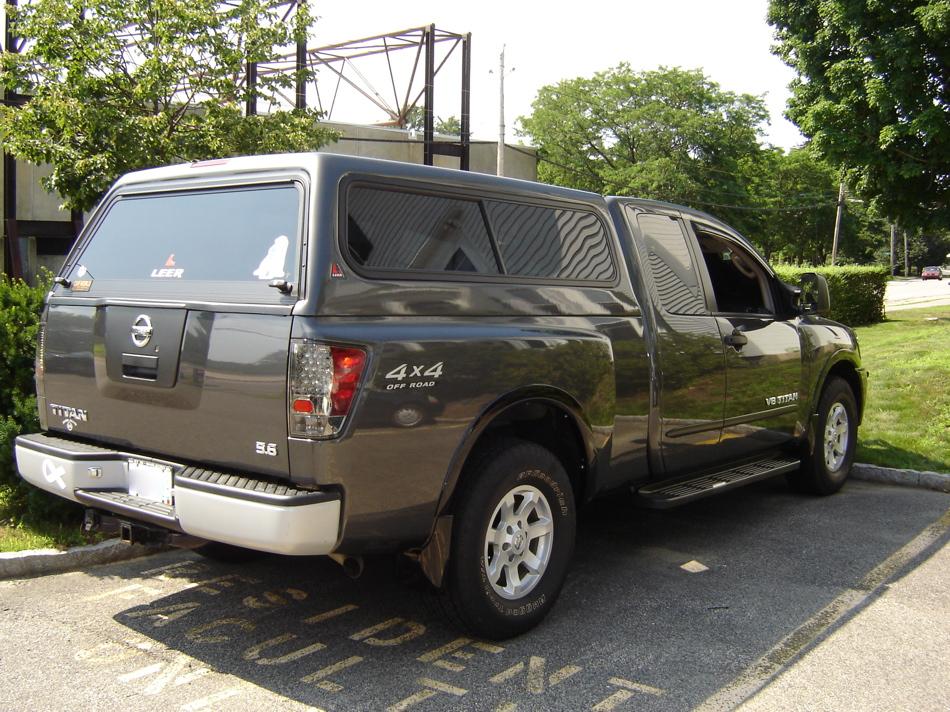 Jeep Soft Top Reviews >> pics of truck bed caps - Nissan Titan Forum