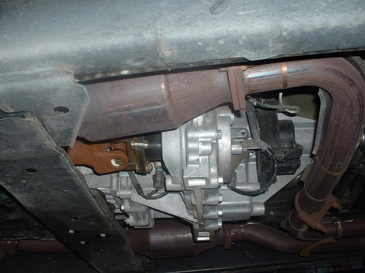 Single Or Dual Exhaust Nissan Titan Forum 2012 Engine Diagram Under Truck 002