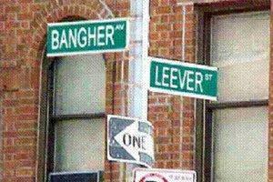 Funny Street Sign Names version Name untitled11