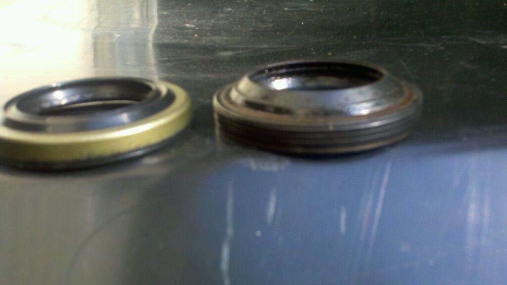 Rear Axle Seals Leaks Please Report Page 43 Nissan
