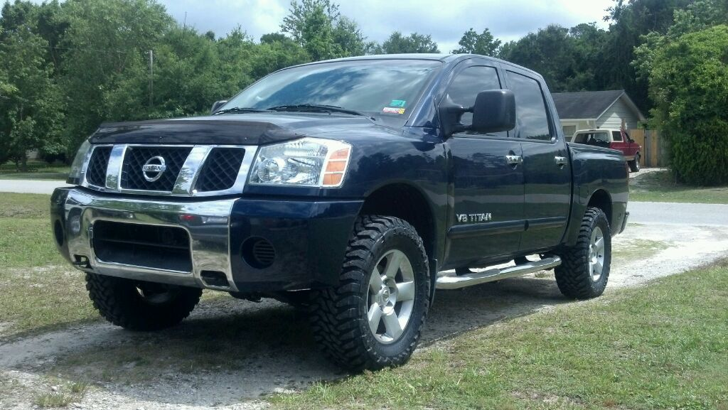 Level And Fit 33 S Nissan Titan Forum