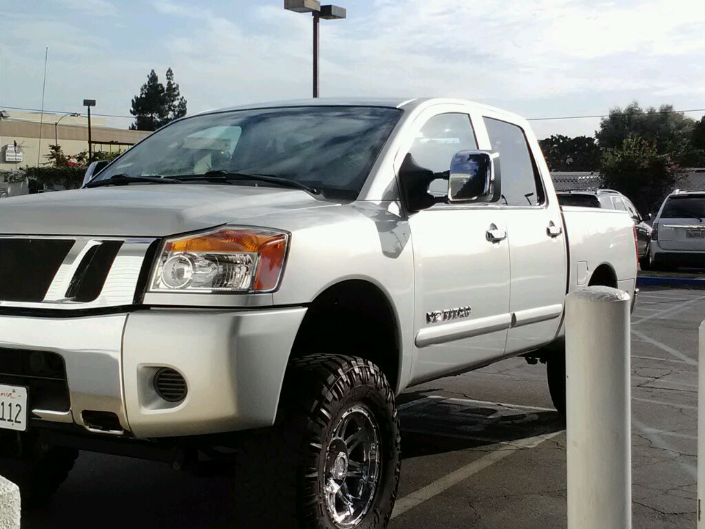 Nissan an Forum - View Single Post - Used ProComp 6 Inch Lift Kit!