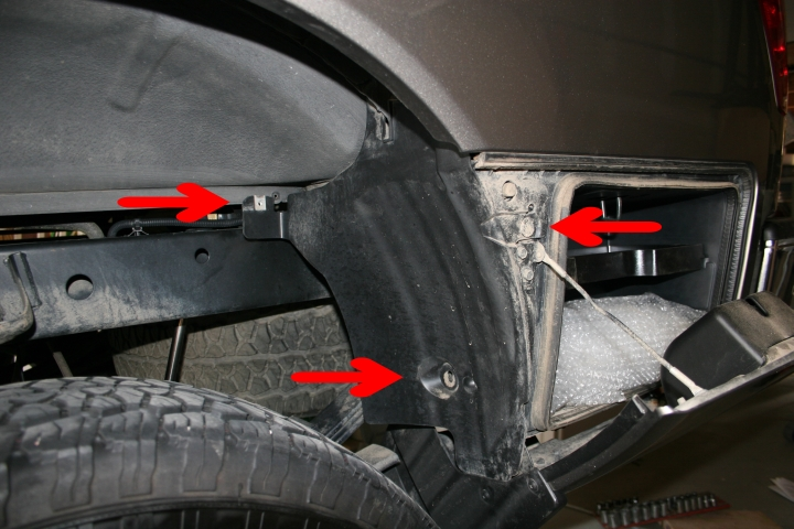 How To Remove The Bedside Toolbox Nissan Titan Forum