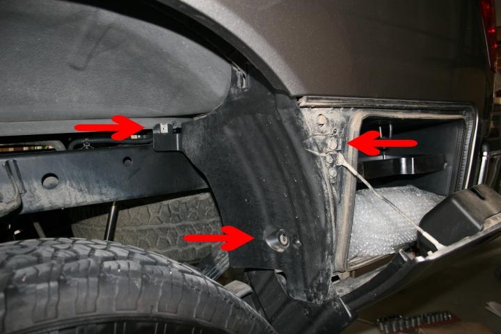 remove truck tool box 3
