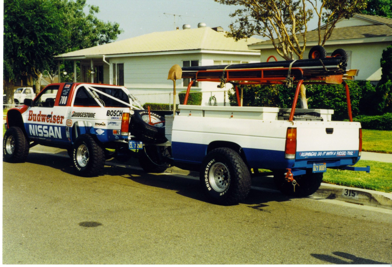 95 Nissan Hardbody Pickup Engine Compatibility Titan Forum Old Trucks For Sale Work Truck Edit