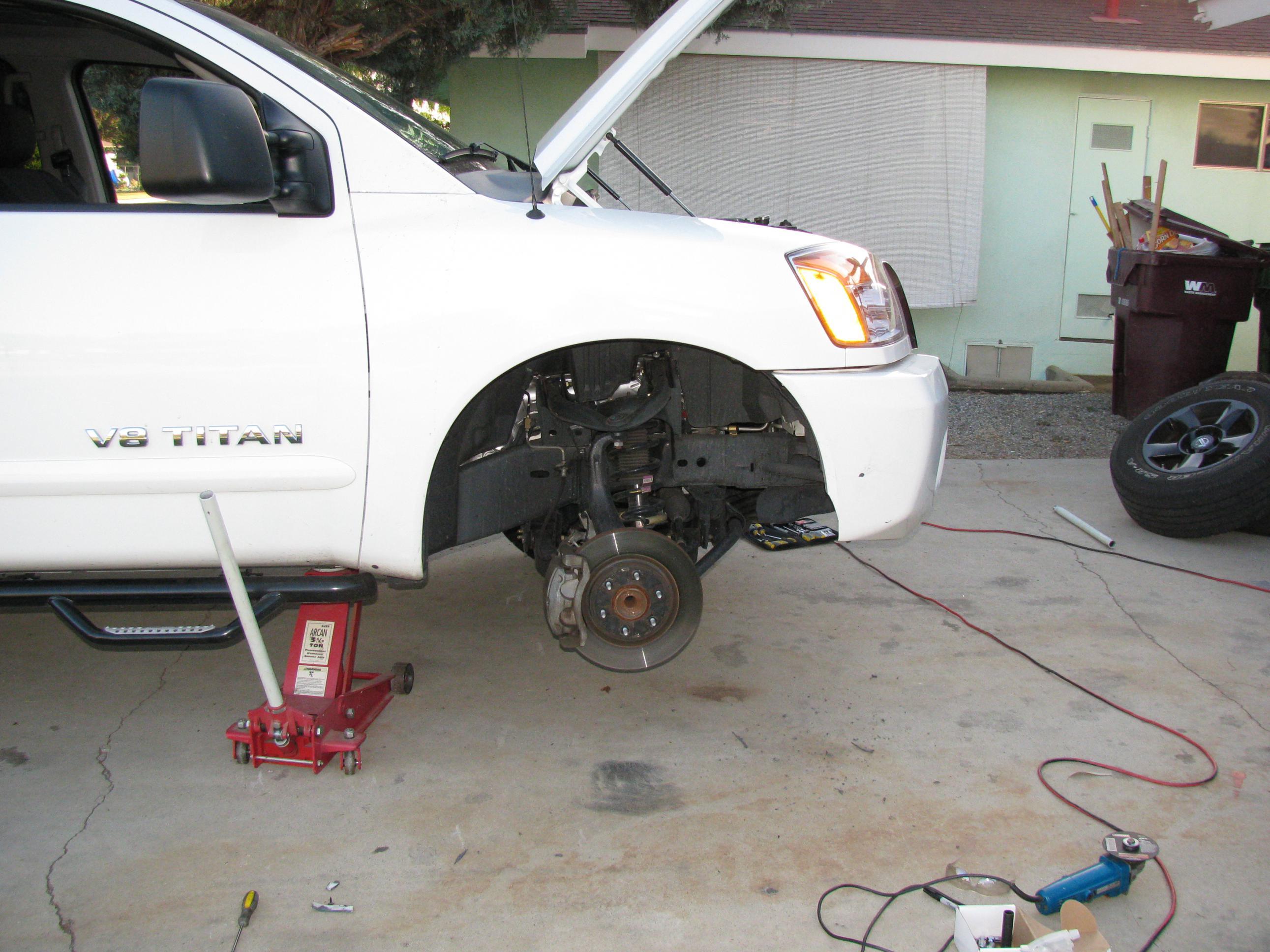 bronze XD REVOLVERS - white TITAN - Page 2 - Nissan Titan ...