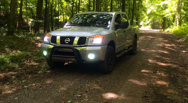 Showcase cover image for cdcrowell's 2004 Nissan Titan
