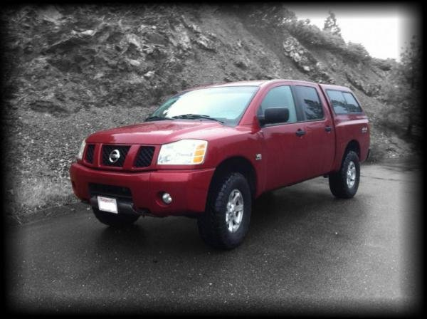 Showcase cover image for freeman95713's 2004 Nissan Titan