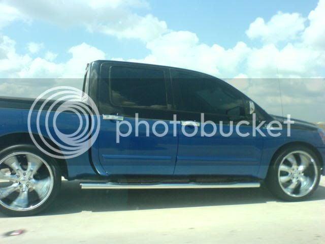 two tone Titan Spotted in SA & Rancher Rack   Nissan Titan Forum