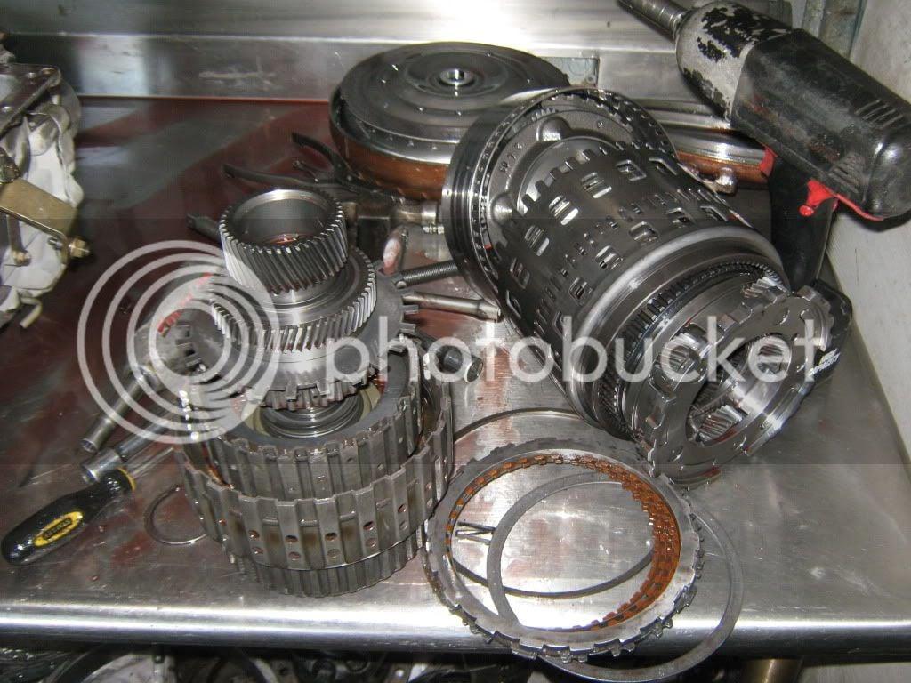 sneak peek at my transmission build | Nissan Titan Forum