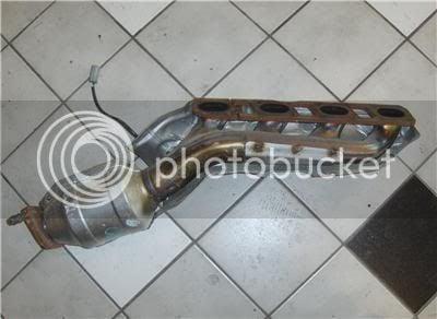 $16 95 to repair cracked exhaust manifolds! | Nissan Titan Forum